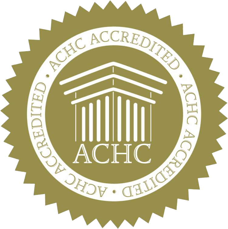 Masters In Home Care is ACHC accredited