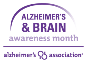 Alzheimer's and Brain Awareness Month - 5 Facts To Know