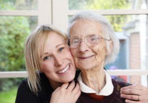 Home health care in CT new year resolutions